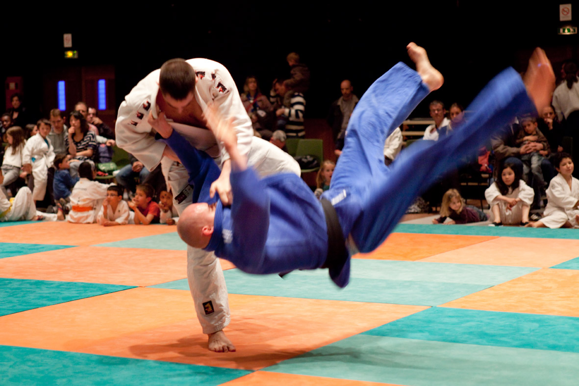 cherche femme judoka Rueil-Malmaison