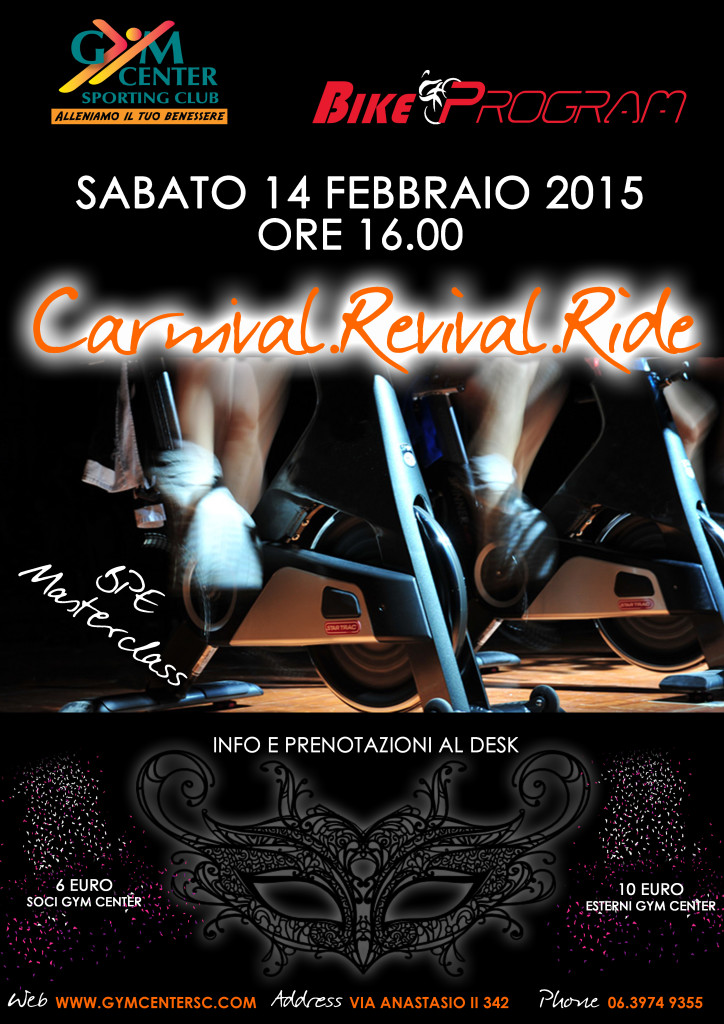 Carnival Revival Ride