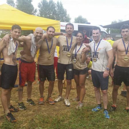 Mud run Gym Center023