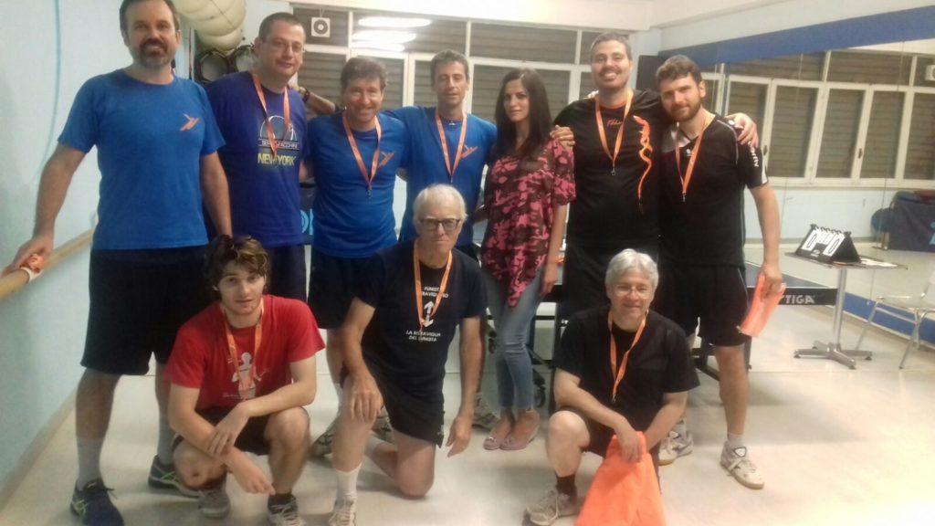 Tennis tavolo ecco il torneo sociale http www - Stefano bosi tennis tavolo ...