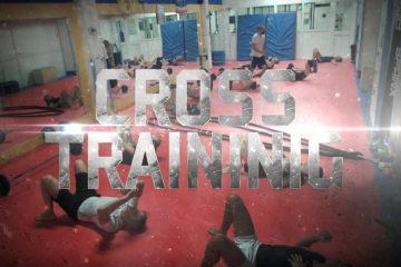 Cross training, allenarsi non è mai stato così divertente