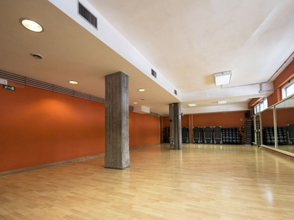 Sala Arancio_Gymcenter