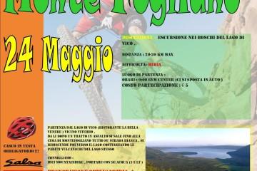 Mtb a Monte Fogliano