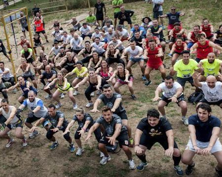 Mud run Gym Center015