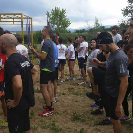 Mud run Gym Center045