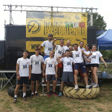 Mud run Gym Center050