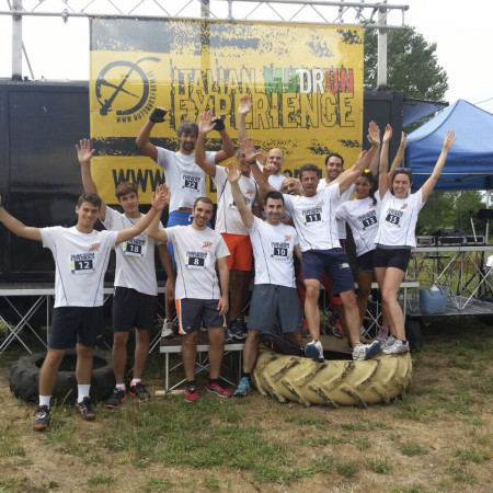 Mud run Gym Center051