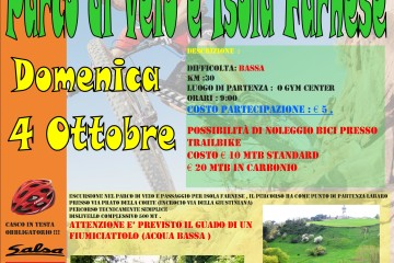 Parco di veio e Isola Farnese mtb