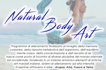 Natural body art