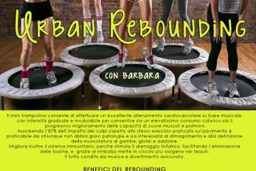 Urban Rebound arriva anche il sabato