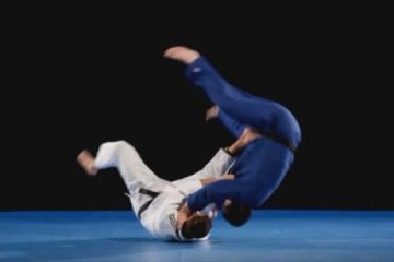 Preacrobatica Judo