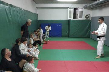 Genitori e figli, questo è il Judo del Gym Center