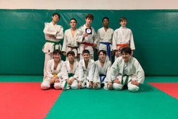 Auguri a tutti gli atleti del Judo