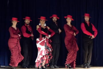 Flamenco al Gym Center