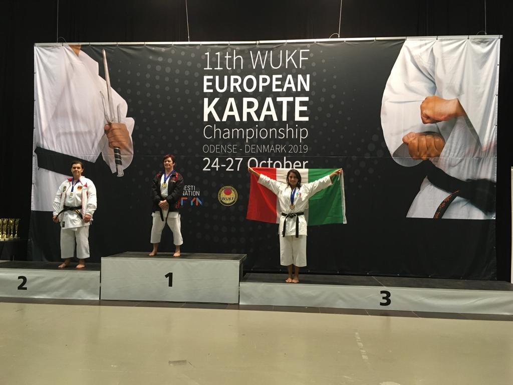 La stagione 2019-2020 del settore karate