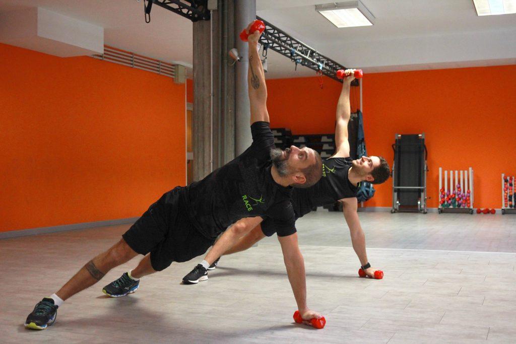 iprendono le lezioni Fitness