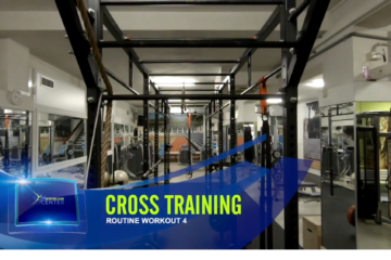 Cross Trainig Routine 4