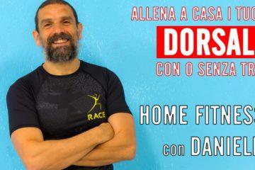 Allena i Tuoi Dorsali a casa con o senza TRX – Home Fitness Daniele