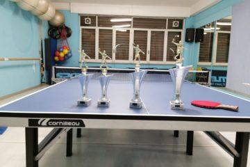 4 Luglio torneo sociale di tennis tavolo 2020