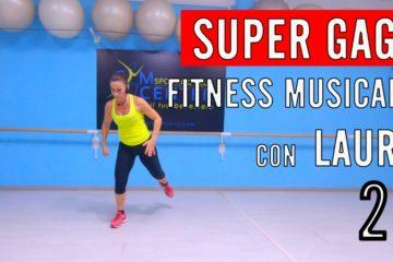 Allenamento di GAG Fitness Musicale con Laura Lezione 26
