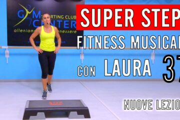 STEP! Fitness Musicale con Laura 37