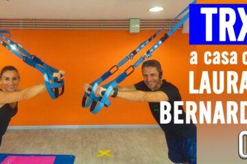 TRX con Laura e Bernardo Lezione 2