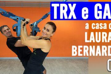 TRX e GAG con Laura e Bernardo Lezione 4