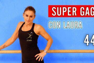 SUPER GAG! Fitness Musicale con LAURA Lezione 44