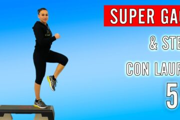 SUPER GAG! & STEP – Fitness Musicale con Laura 54