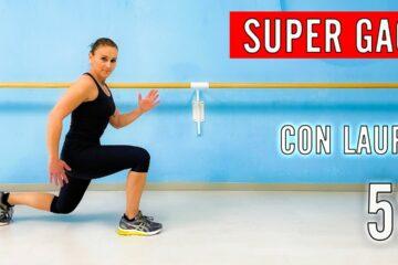SUPER GAG! Fitness Musicale con Laura lezione 58