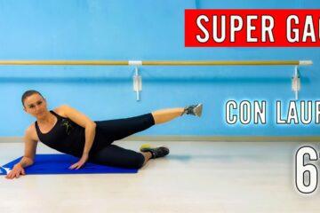 SUPER GAG! Fitness Musicale con Laura lezione 61