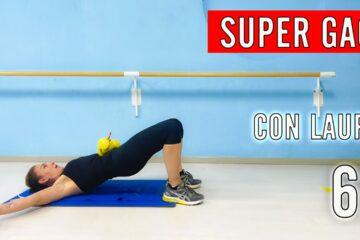 SUPER GAG! Fitness Musicale con Laura lezione 62