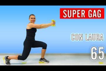 SUPER GAG! Fitness Musicale con Laura lezione 65