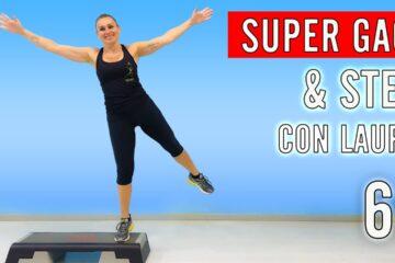 SUPER GAG & STEP Con Laura lezione 64