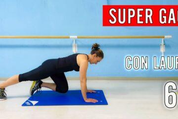 SUPER GAG! Fitness Musicale con Laura lezione 63