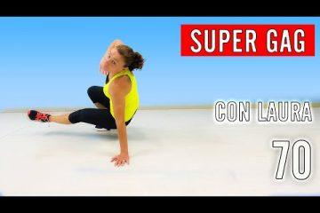 SUPER GAG! Fitness Musicale con Laura lezione 70