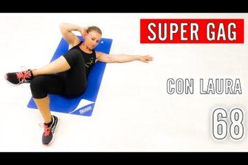SUPER GAG! Fitness Musicale con Laura lezione 68