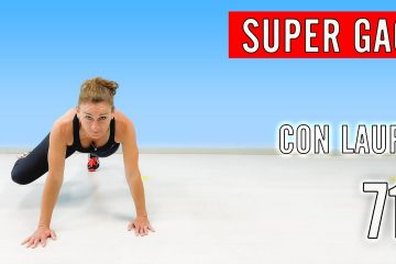 SUPER GAG! Fitness Musicale con Laura lezione 71