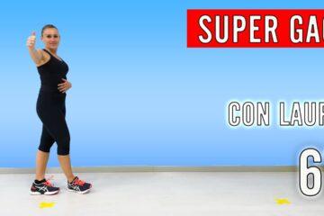 SUPER GAG! Fitness Musicale con Laura Lezione 67