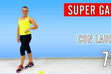 SUPER GAG! Fitness Musicale con Laura lezione 73